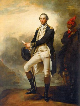 What was George Washington\'s military experience before the American ...