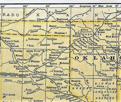Adobe Walls Texas Map What was the Significance of the 1874 Second Battle of Adobe Walls