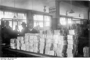 collapse of weimar republic was inevitable Weimar weaknesses and mistakes they caused inflation: the weimar republic caused the 1922-23 hyper finlation of the german mark through over printing money so that they could give said money to striking workers they caused hitler to rise: when he was appointed chancellor they were hated by the.
